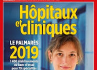 page couverture le point 2019