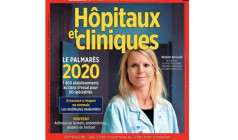 Couverture LE POINT 2020
